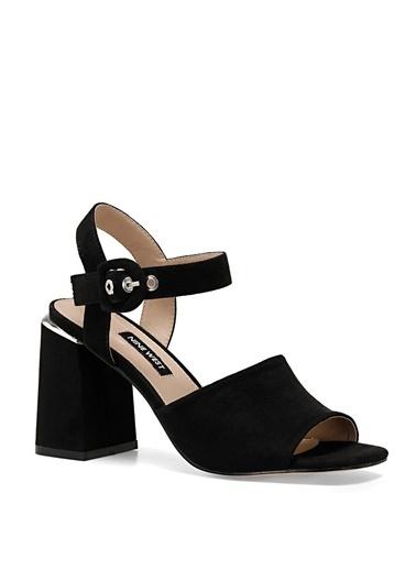 Nine West Nine West AS00411915 Kadın Topuklu Ayakkabı Siyah